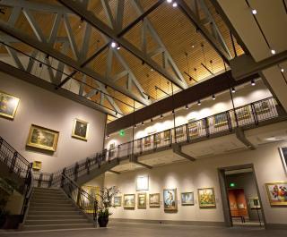 Cici and Hyatt Brown Museum of Art