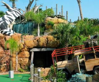 Congo River Adventure Golf