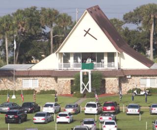 Daytona Beach Drive In Church