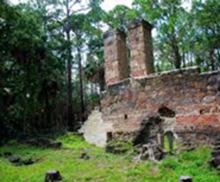 Dummett Sugarmill Ruins