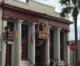 Froggy's Saloon