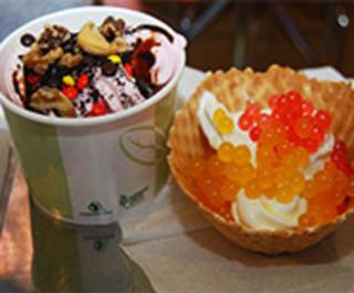 Rhokkoh's Frozen Yogurt