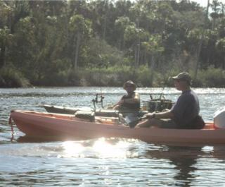 Kayak Atlantic Waters