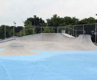 Nova Municipal Skateboard Park