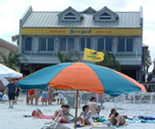 Ocean Deck Restaurant Beach Club