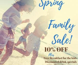Spring Family Package