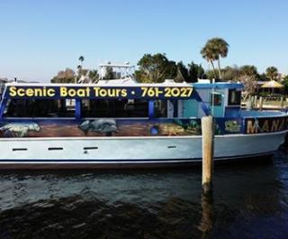 The Manatee Scenic Boat Tours