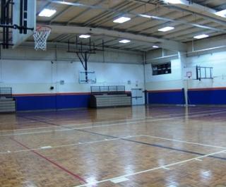 The Port Orange Gymnasium