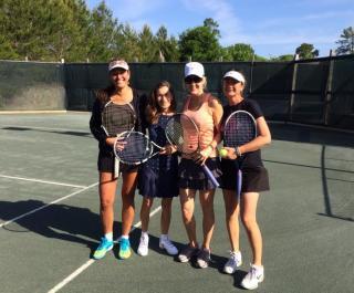 The Racquet Tennis Center