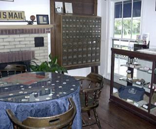 U.S. Postal Museum at 1876 Heritage Inn