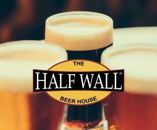 Half Wall Port Orange