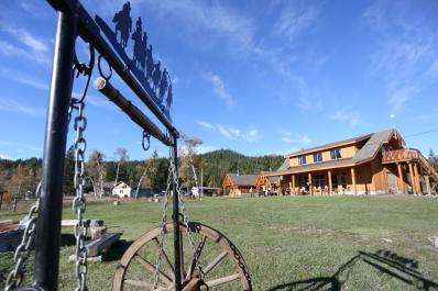 Campbell Hills Guest Ranch