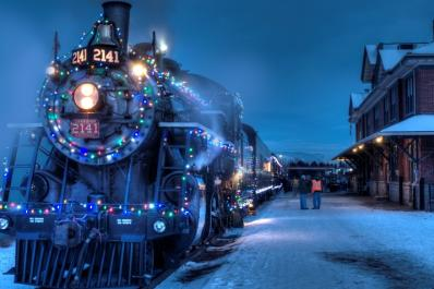 Spirit of Christmas Train