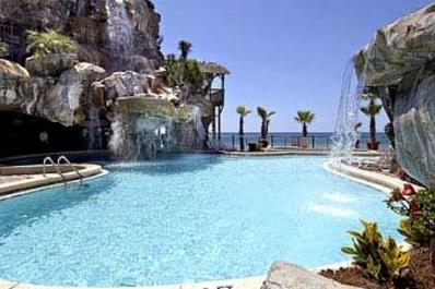 Pool Hotel Days Inn Poolside