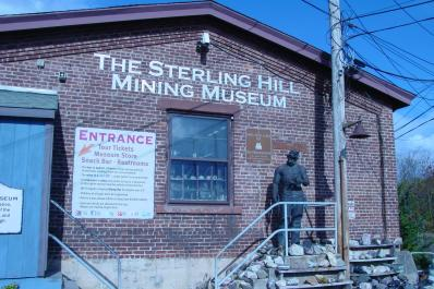Sterling Hill Mining Museum Gift Shop and Ticket Sales Building