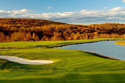 Cascades Golf Course Fall