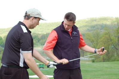 Crystal Springs Golf Academy Lesson