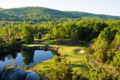 Crystal Springs Golf Club Wooded