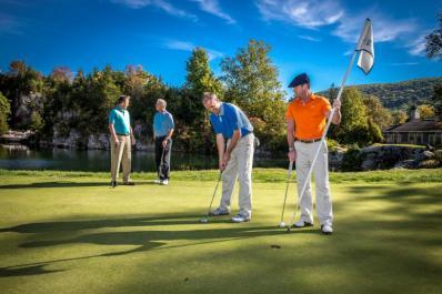 Crystal Springs Golf Club Golfers