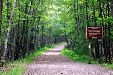 Delaware Water Gap Appalachian Trail