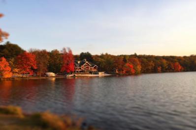 Fairview Lake YMCA Camp Lake