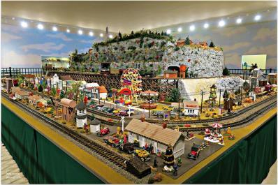 Friar Mountain Model Railroad Museum