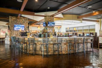 Kites Bar Area