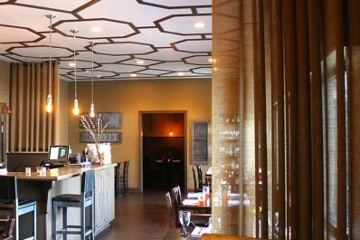 KRAVE Cafe Dinging Area