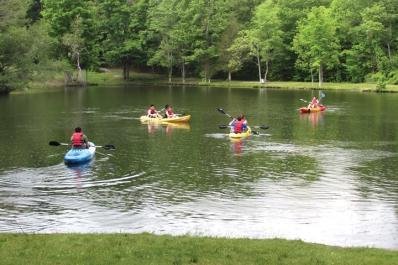 Kymers Camping Resort Lake