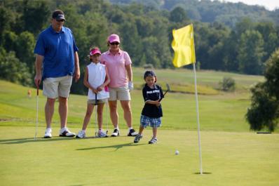 Minerals Golf Club Family