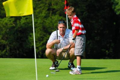 Minerals Golf Club Green