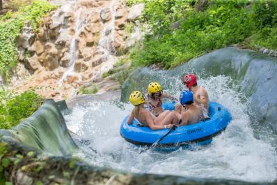 Mountain Creek Waterpark Tube Slide