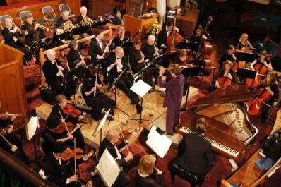 New Sussex Symphony Full Orchestra