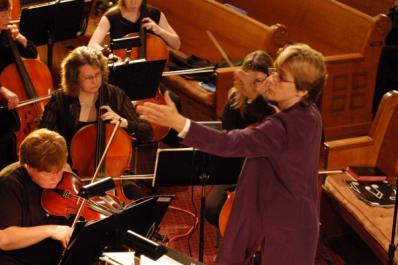 New Sussex Symphony Conductor