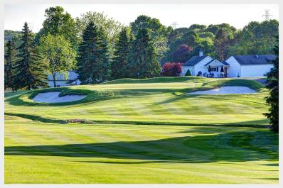 Newton Country Club Course