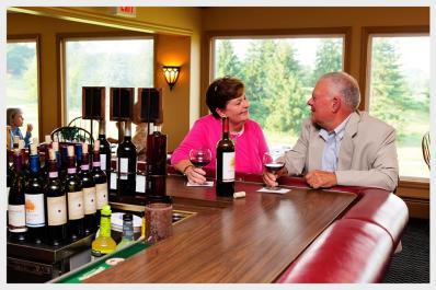 Newton Country Club Bar