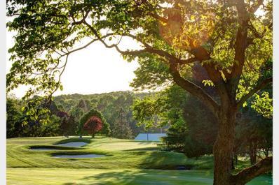 Newton Country Club Scenic