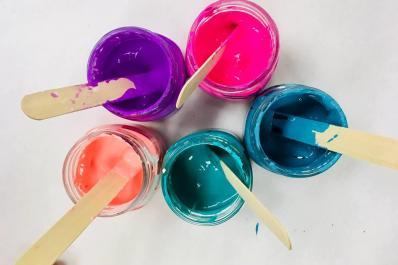 Painted Grape Paints