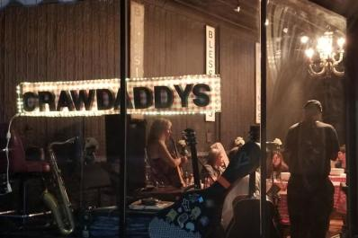 Pearson's Crawdaddy's Storefront