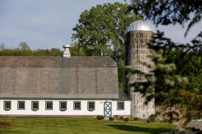 Perona Farms Barn Building