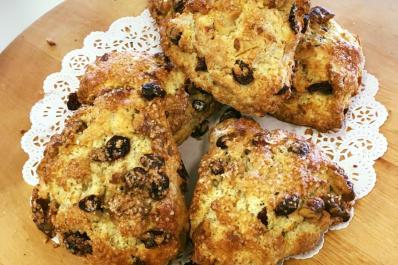 Rosalines Muffins