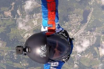 Skydive Sussex From Above