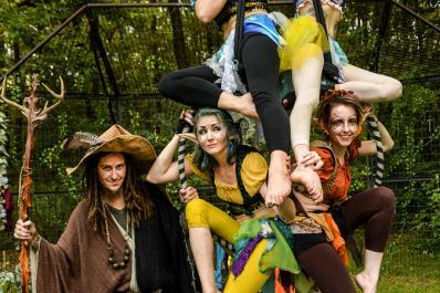 Sparta NJ Renfaire Elves