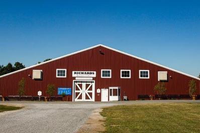Sussex County Fairgrounds Richards Building