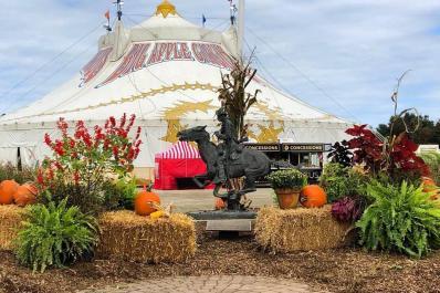 Sussex County Fairgrounds Big Top