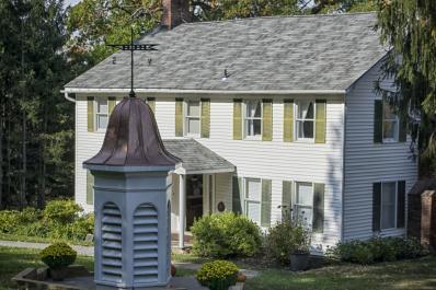 Van Kirk Homestead Museum and Cupola