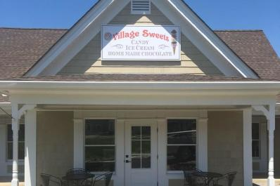 Village Sweets Entrance