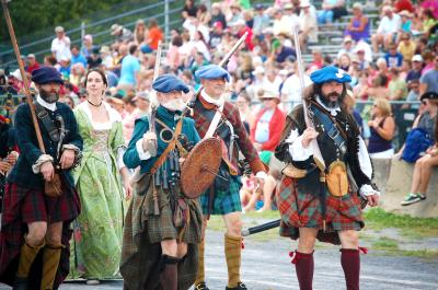 Capital District Scottish Games