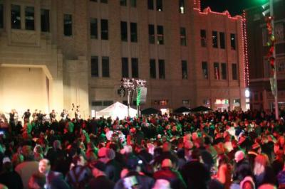 Sundance Square New Years Eve