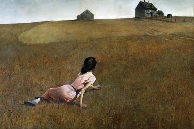 Christina's World Andrew Wyeth